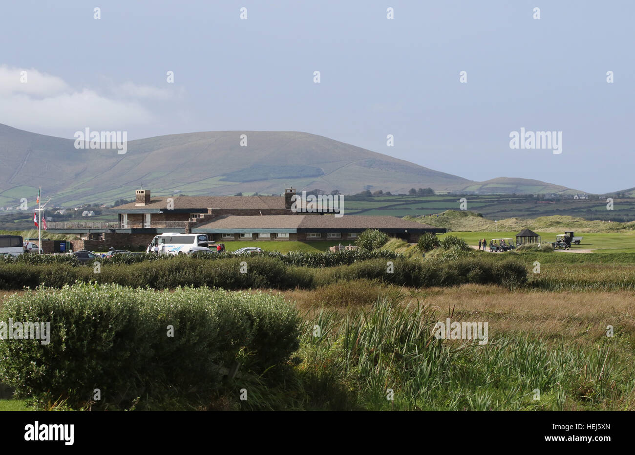 Waterville Golf Links, Waterville, County Kerry, Ireland. - Stock Image