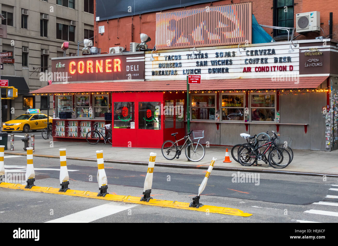 Restaurant Francais Soho New York