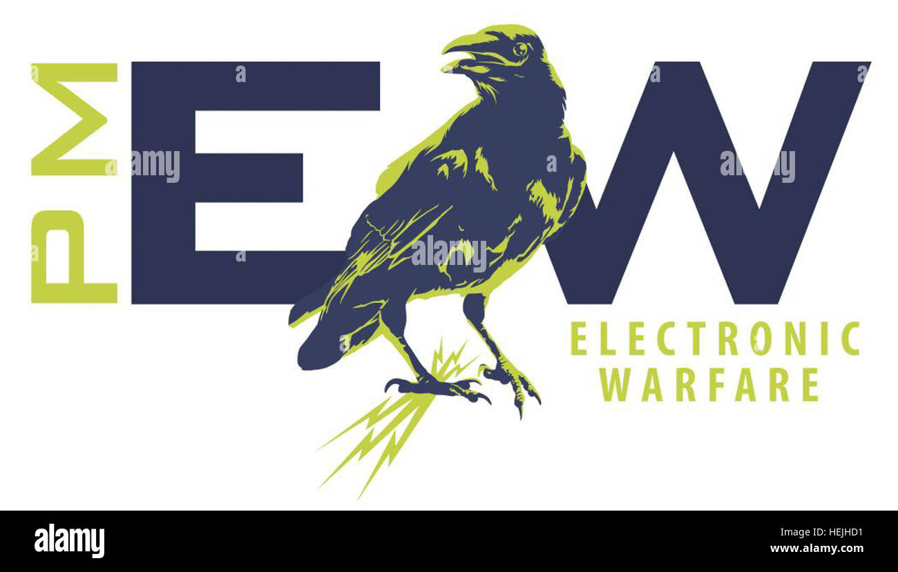 US Army 51343 Army's electronic warfare needs receive heightened emphasis - Stock Image