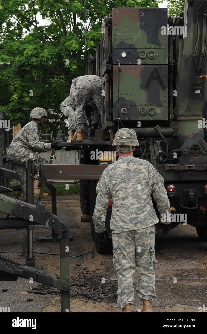 Air Defense Artillery Regiment Stock Photos & Air Defense