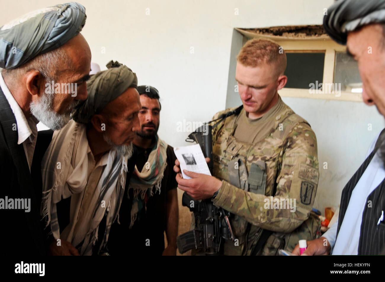 Us Army 1st Lt Zachary Weigelt A Missouri Valley Iowa Native
