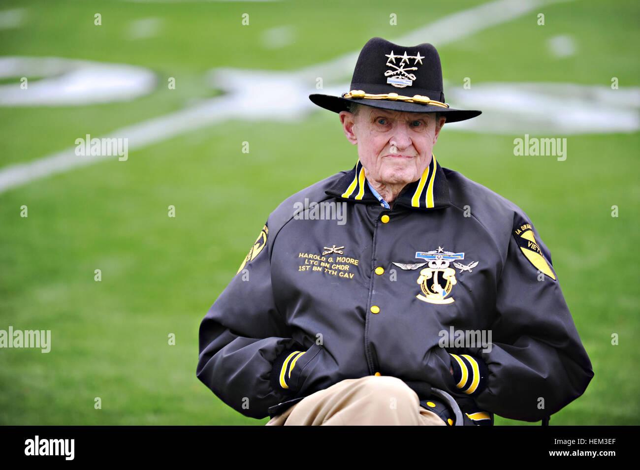 Retired Army Lt. Gen.Harold