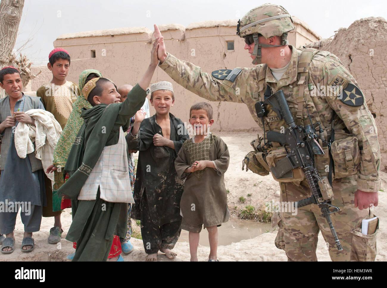 us army platoon