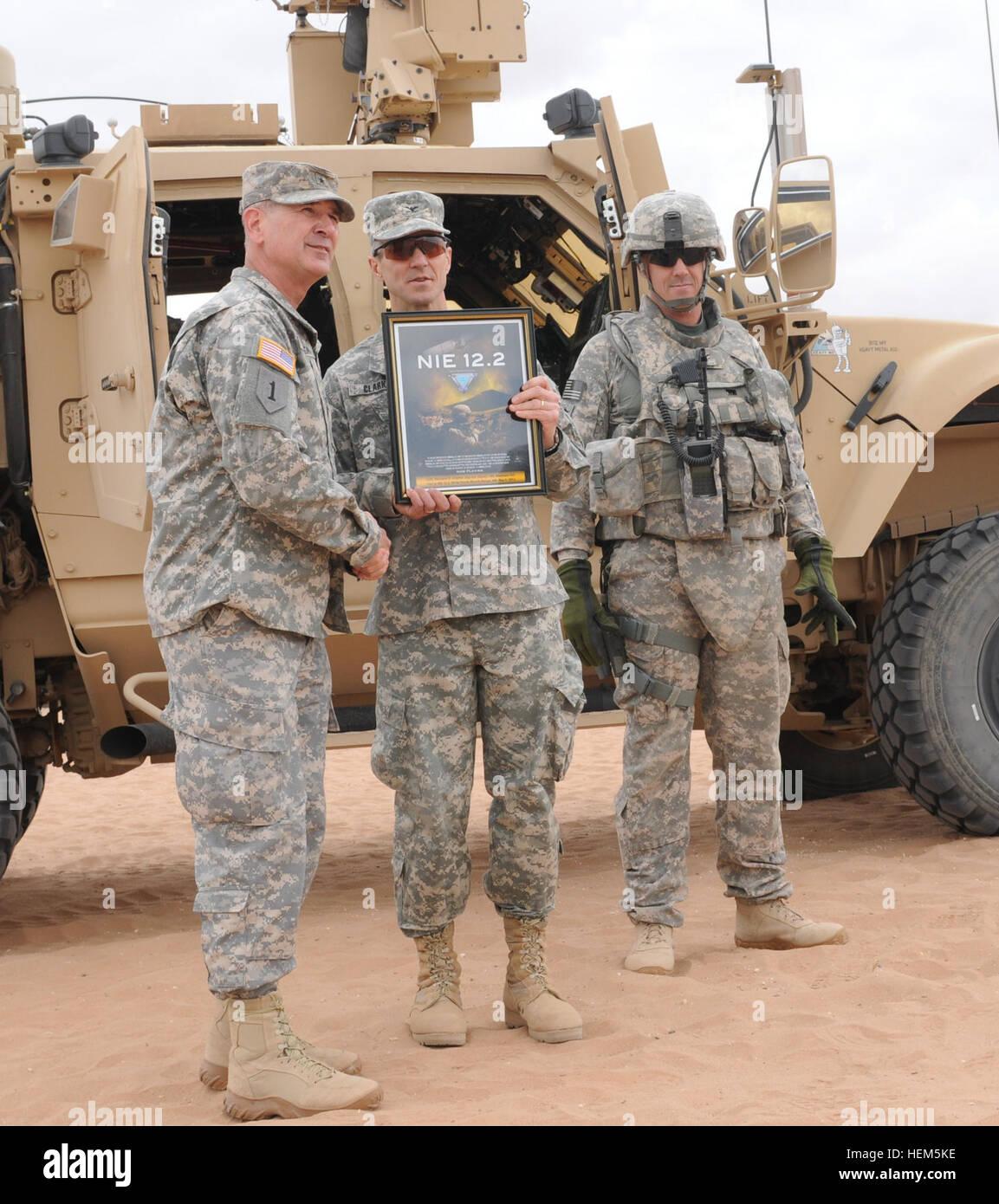78cda802f0e48 U S Army Col Richard Clarke Stock Photos   U S Army Col Richard ...