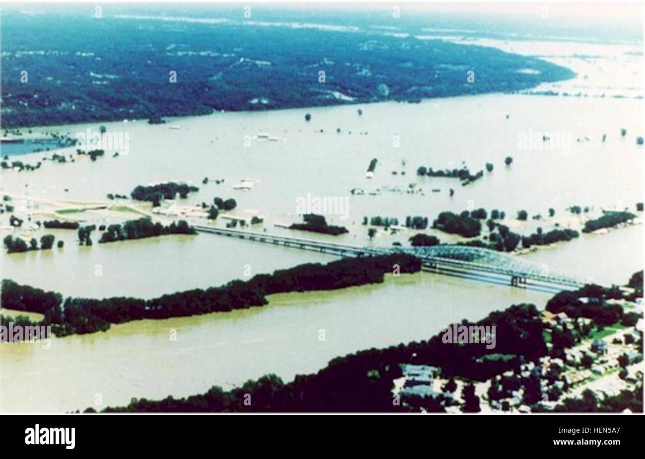 Flood Of 1993 Stock Photos & Flood Of 1993 Stock Images - Alamy
