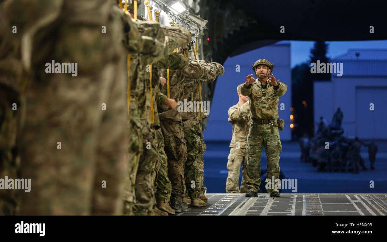a ranger assigned to 2nd battalion 75th ranger regiment gives