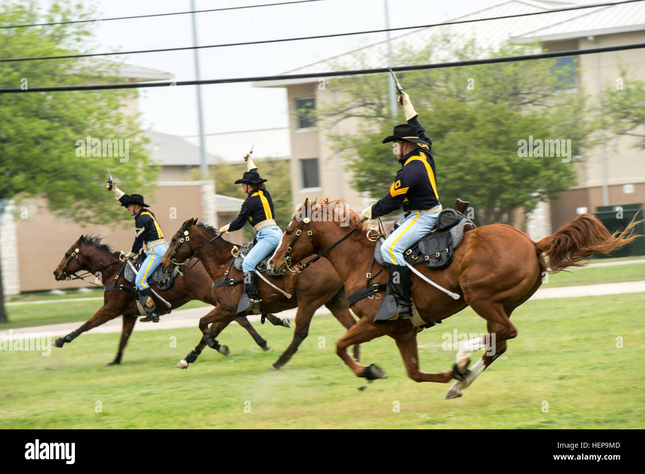 u s army 1st cavalry division horse cavalry detachment conducts a