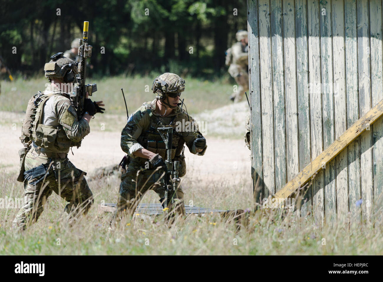 u s army rangers assigned to 75th ranger regiment 1st battalion