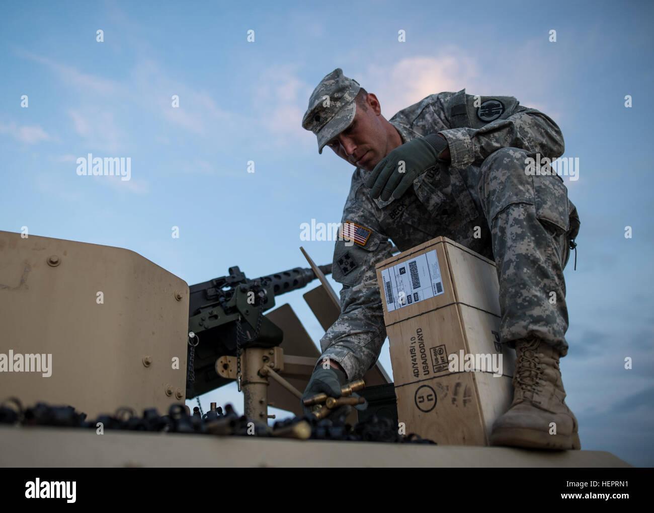 Spc Trenton Beck Of Marysville California A U S Army Reserve Stock Photo Alamy