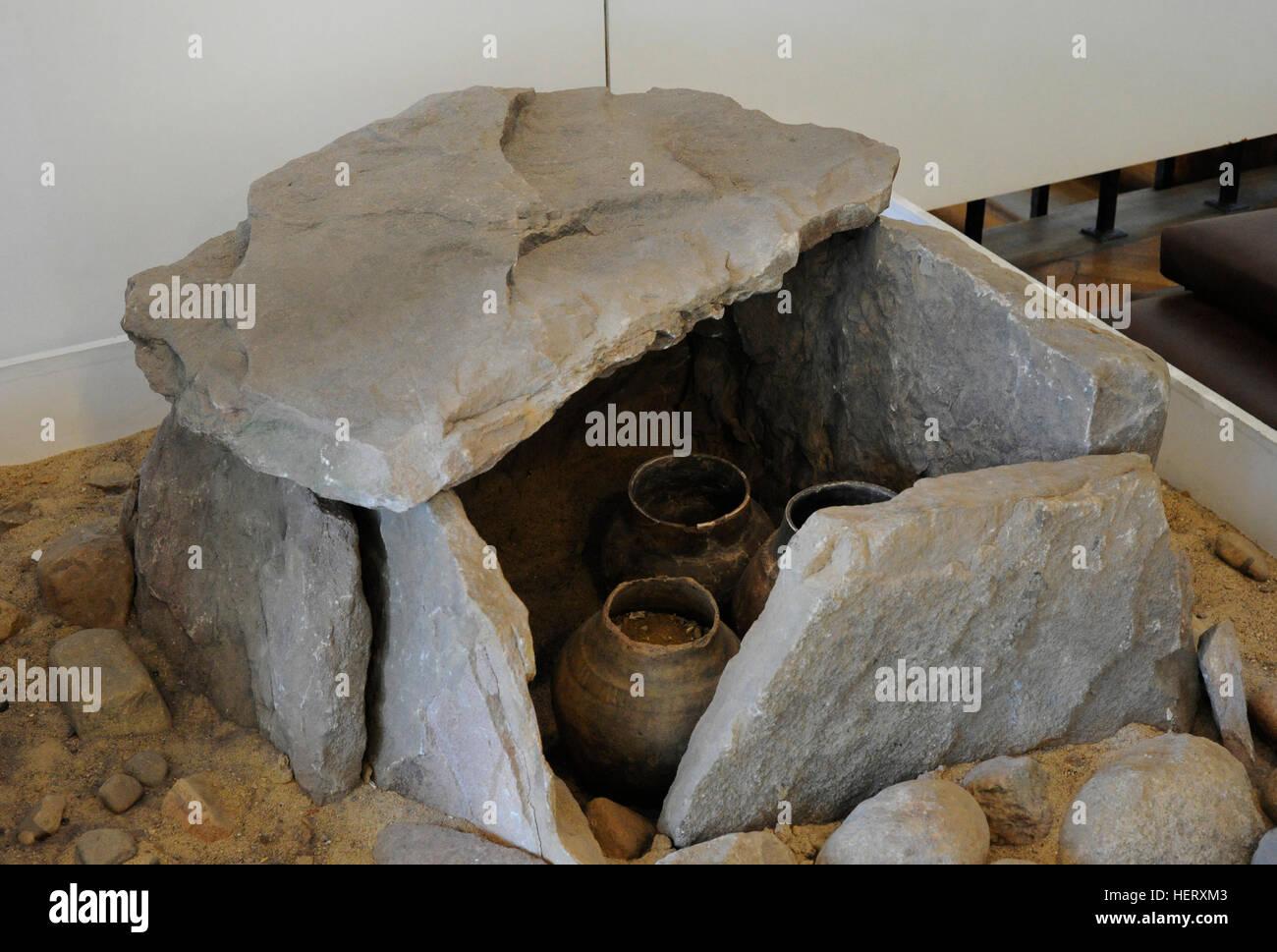 Pomeranian Culture  Iron Age  7th-3rd century BC  Poland