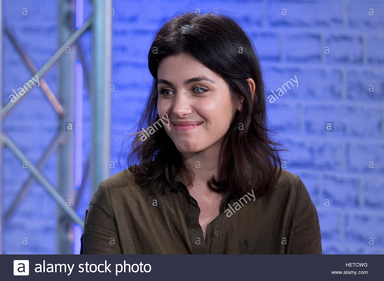 """File photo dated 07/10/16 of Katie Melua, who has said she grew tired of performing the """"hit"""" - Stock Image"""