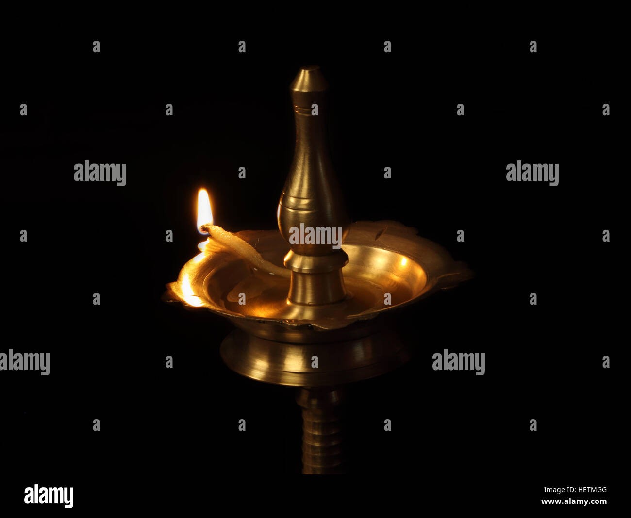 Traditional Oil Lamp Stock Photos & Traditional Oil Lamp Stock