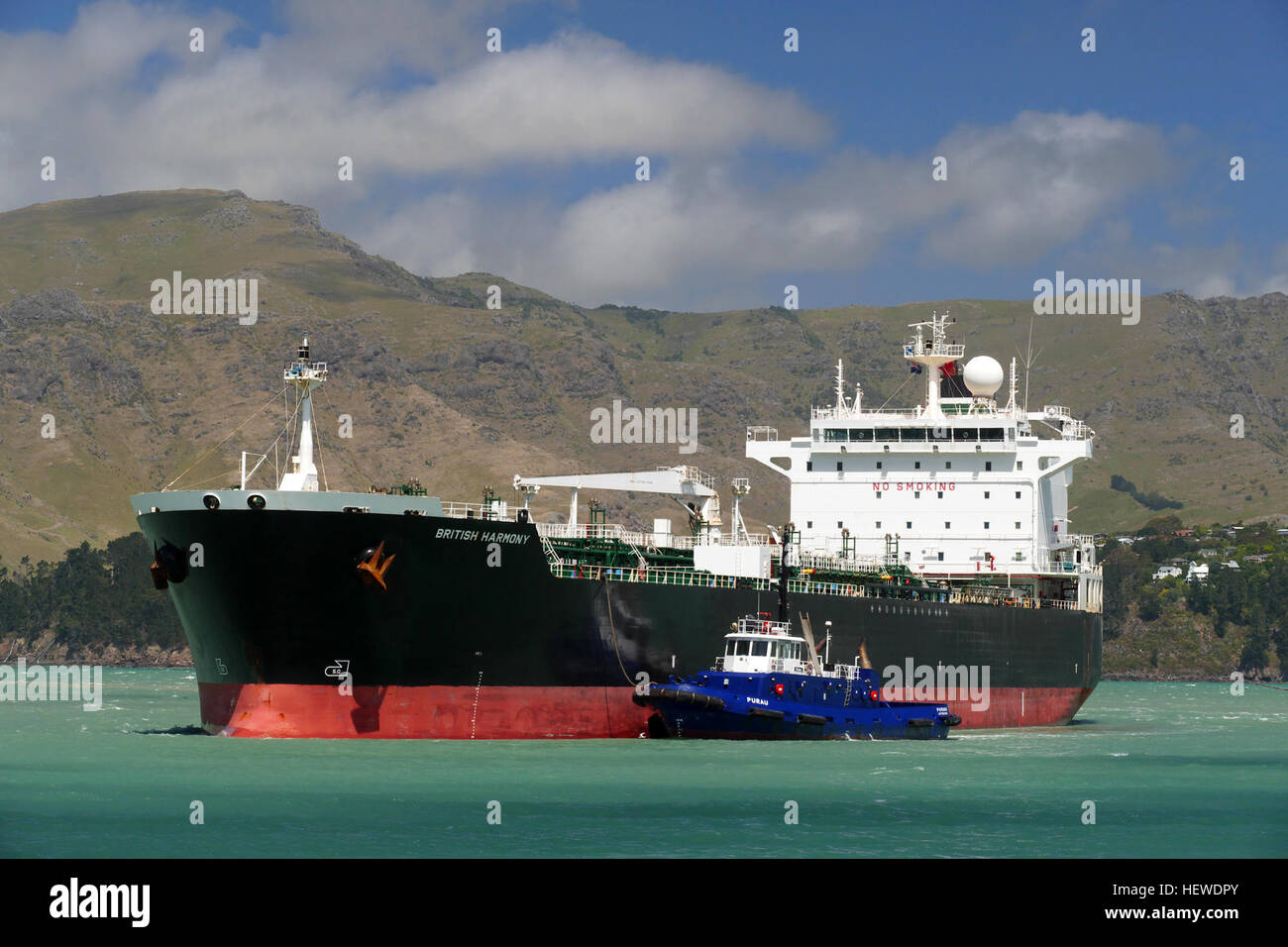 IMO: 9288813 MMSI: 232445000 Call Sign: MHMZ8 Flag: United Kingdom [GB] AIS Vessel Type: Tanker Gross Tonnage: 29335 - Stock Image
