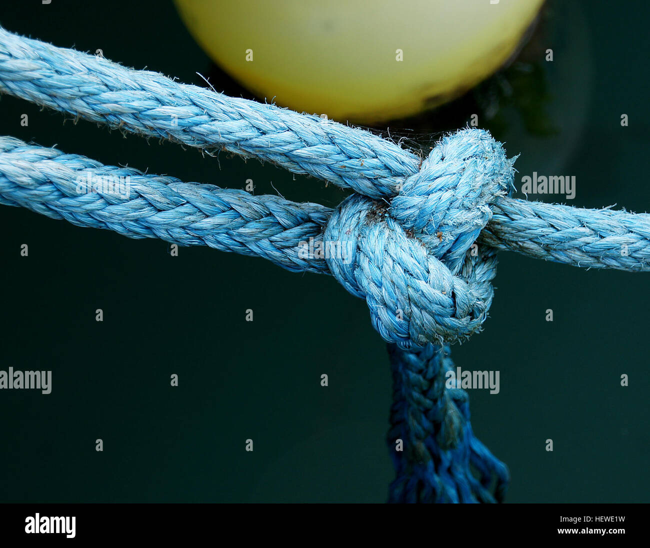 ication (,),,,boats,fasteners,knots,ropes,ties - Stock Image