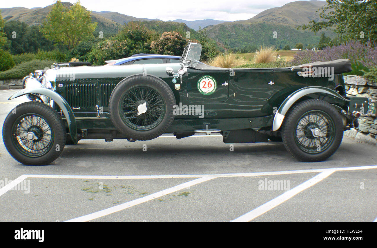 ication (,),1930 Bentley Speed Six,Bridge Camera,British classic ...
