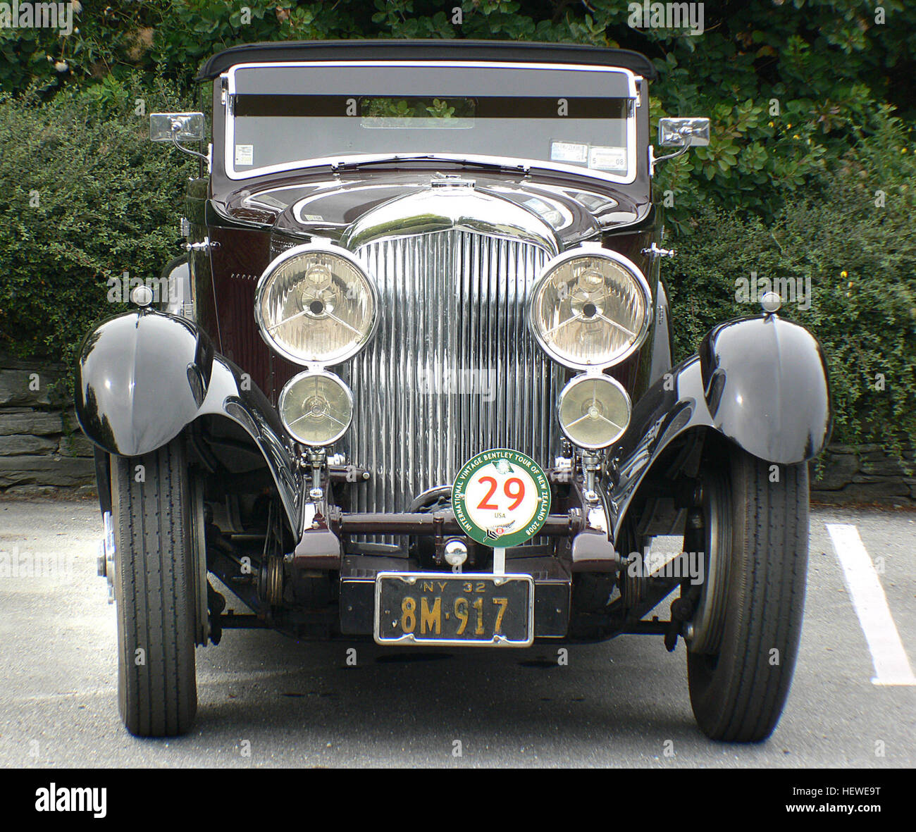 ication (,),1932 Bentley Speed 6,Bridge Camera,British classic Stock ...
