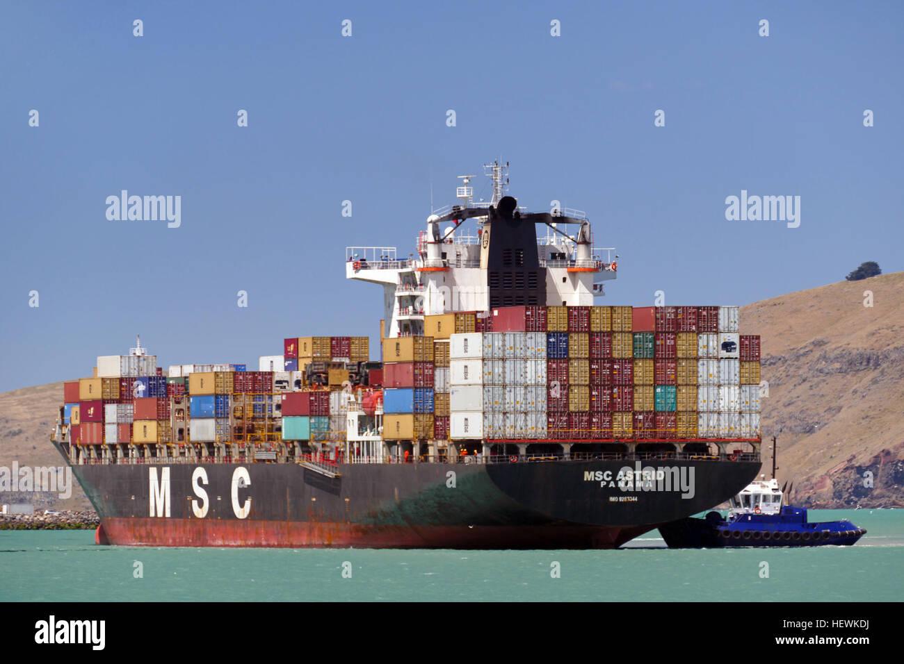 IMO: 9433054 MMSI: 209828000 Call Sign: 5BTH3 Flag: Cyprus [CY] AIS Vessel Type: Cargo - Hazard A (Major) Gross - Stock Image