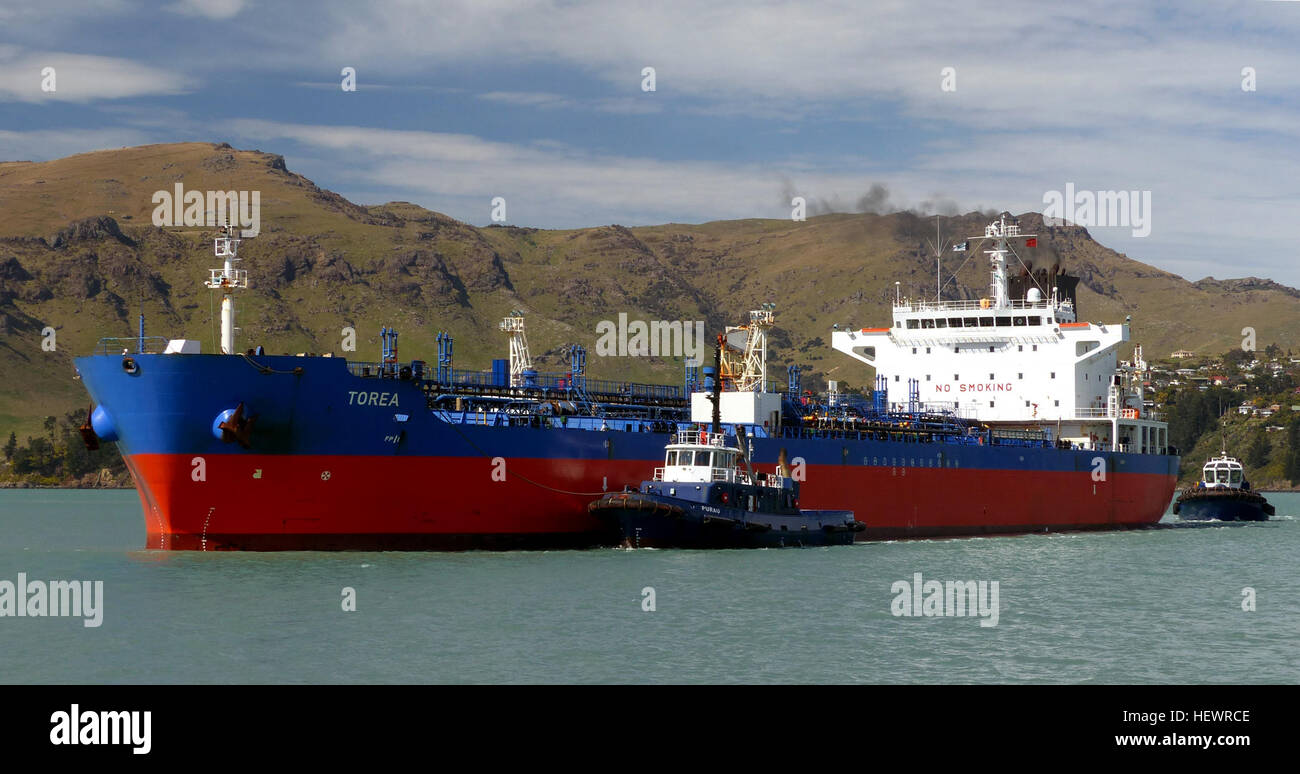 IMO: 9274082 MMSI: 512175000 Call Sign: ZMIQ Flag: New Zealand (NZ) AIS Type: Tanker Gross Tonnage: 25400 Deadweight: - Stock Image