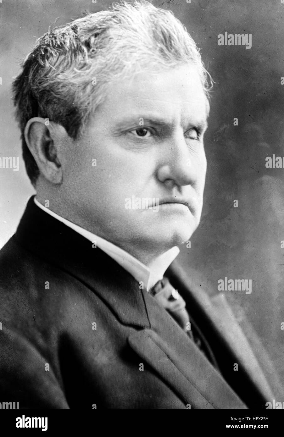 BENJAMIN TILLMAN (1847-1918) US Democratic Senator about 1910 - Stock Image