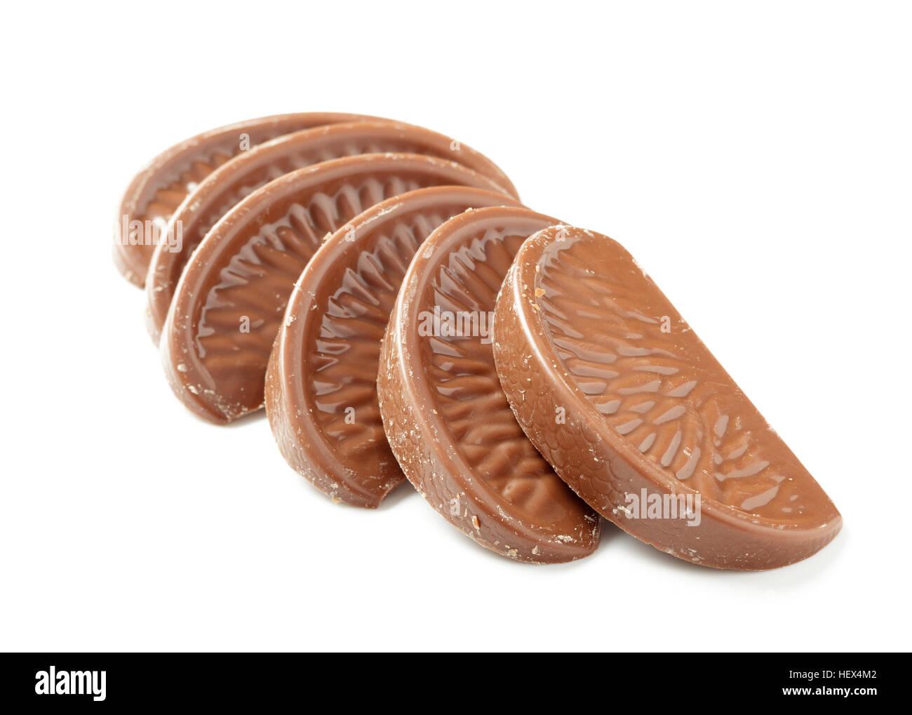 Terry's chocolate orange - Stock Image