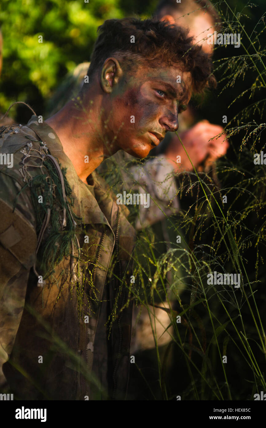 Flickr - DVIDSHUB - Making enemies pay from a mile away (Image 6 of 7) - Stock Image