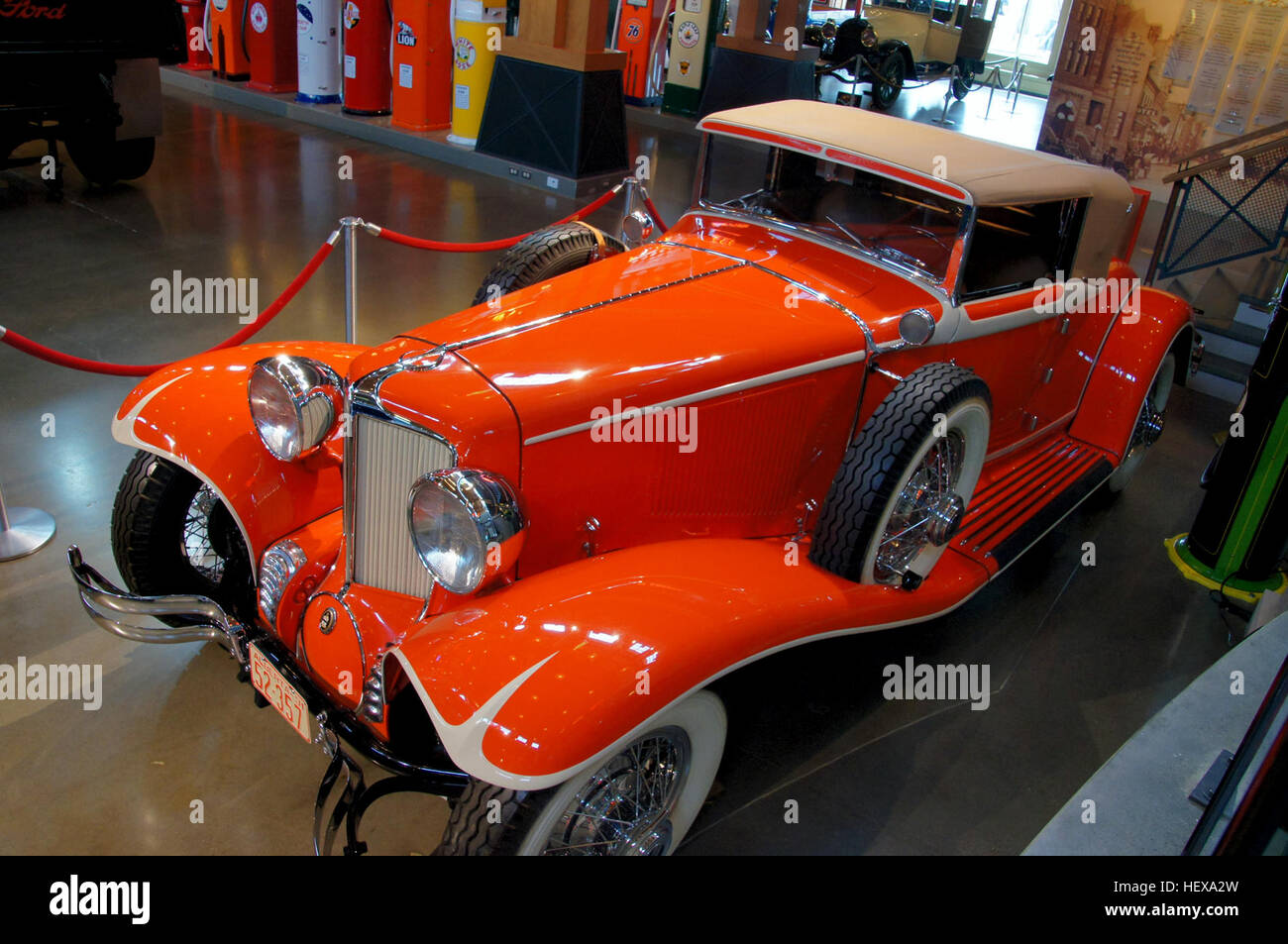 This was the first American front-wheel drive car to be offered to ...