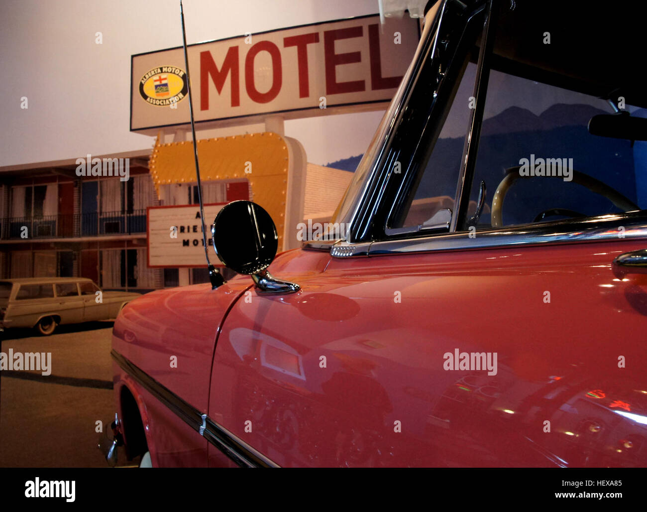 Gasoline Alley Heritage Park Calgary Stock Photos & Gasoline Alley ...
