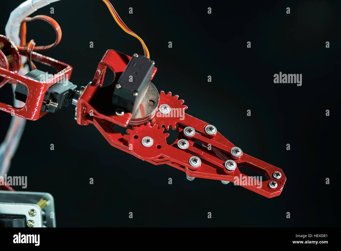 Robotic hand. - Stock Image