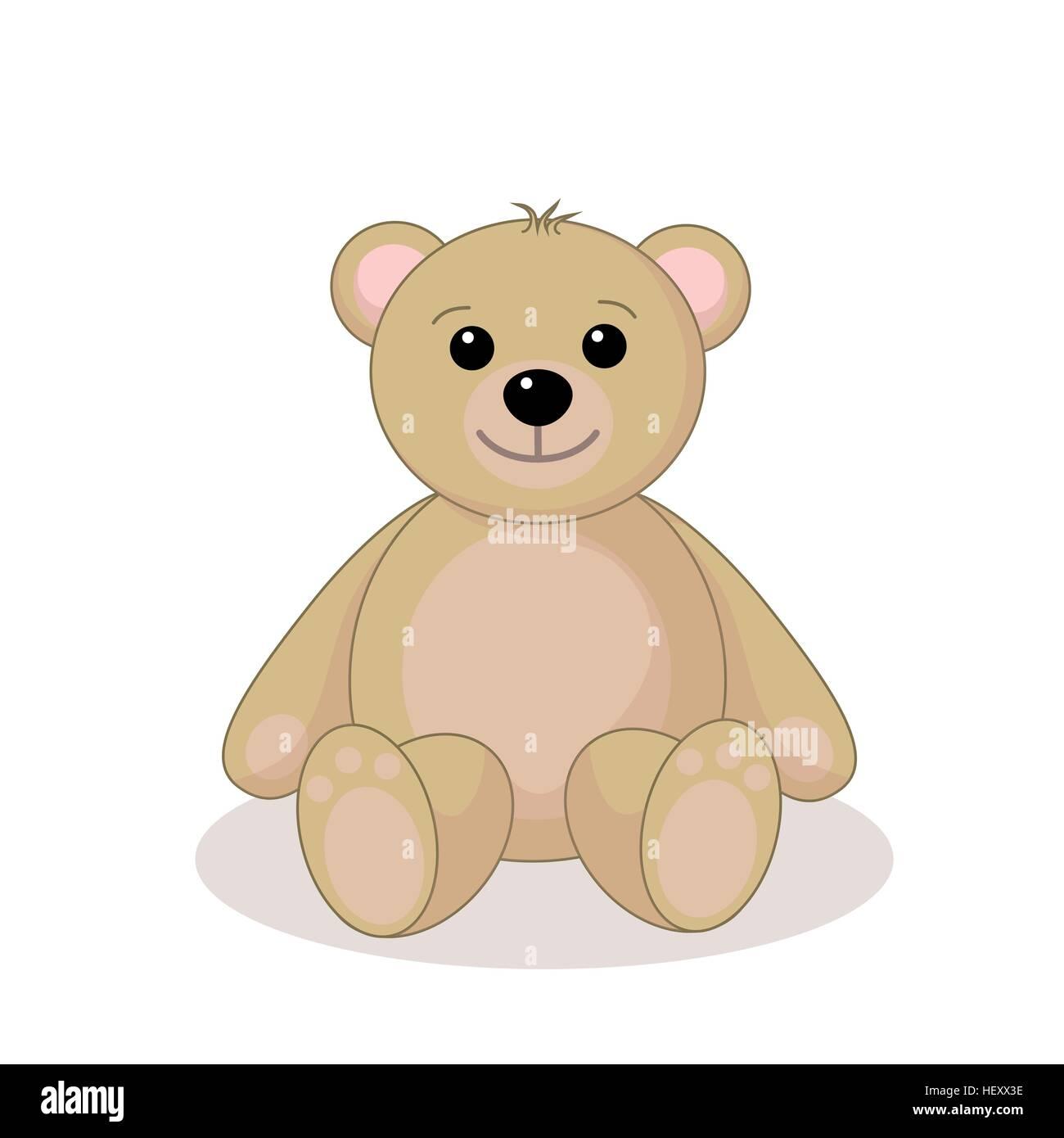 sweet teddy - Stock Image