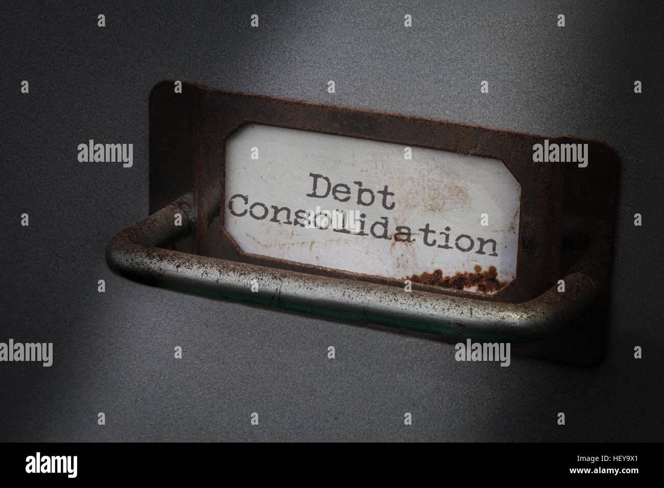 Bilder zeche consolidating debt
