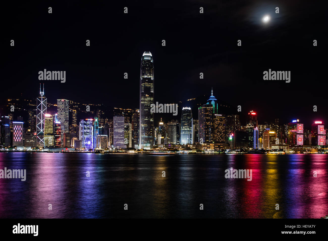 kowloon downtown stock photos kowloon downtown stock. Black Bedroom Furniture Sets. Home Design Ideas