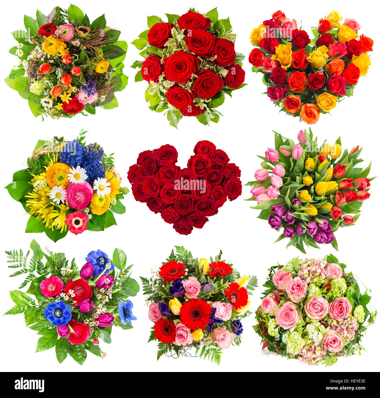 Bouquets of colorful flowers for birthday wedding mothers day bouquets of colorful flowers for birthday wedding mothers day easter holidays red roses izmirmasajfo