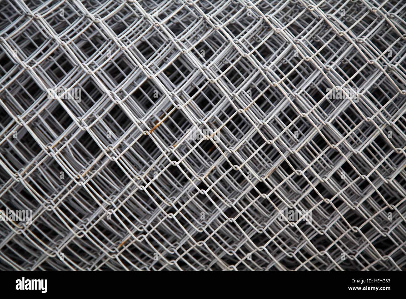 Diamond Mesh Fence Stock Photos & Diamond Mesh Fence Stock Images ...