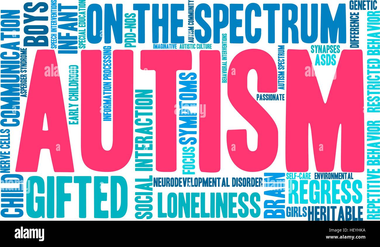 Autism Background High Resolution Stock Photography And Images Alamy