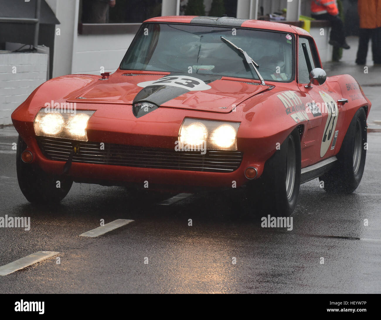 Royal Chevrolet Used Cars: Corvette Classic Gt Car Racing Stock Photos & Corvette