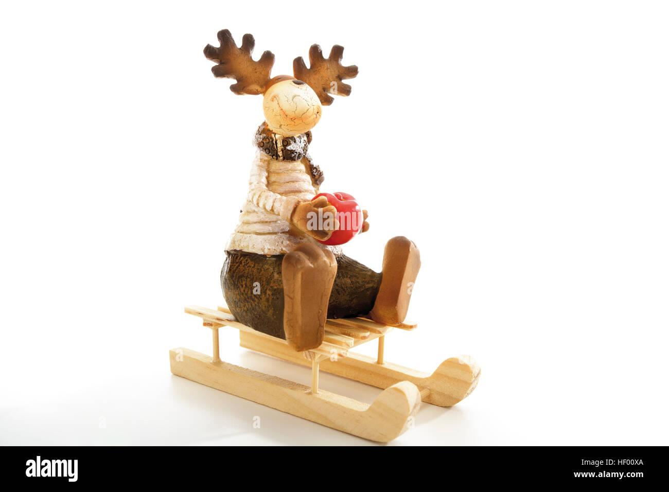 Sleigh Christmas Stock Photos & Sleigh Christmas Stock Images - Alamy