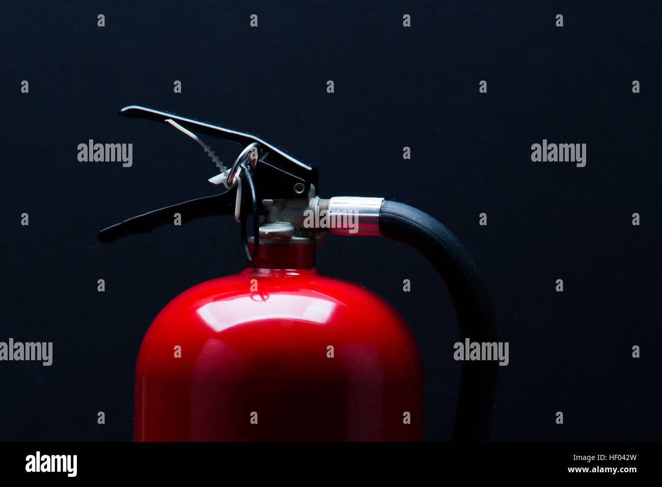 Fire Safety - Stock Image