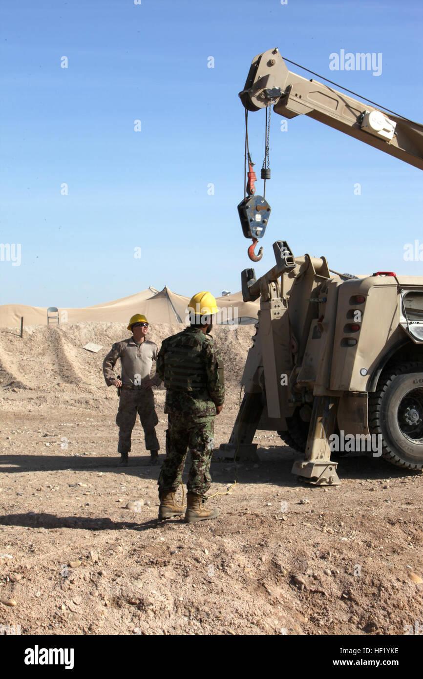 Corporal Nathan Pilla Left Mechanic Advisor Mobile Strike Force