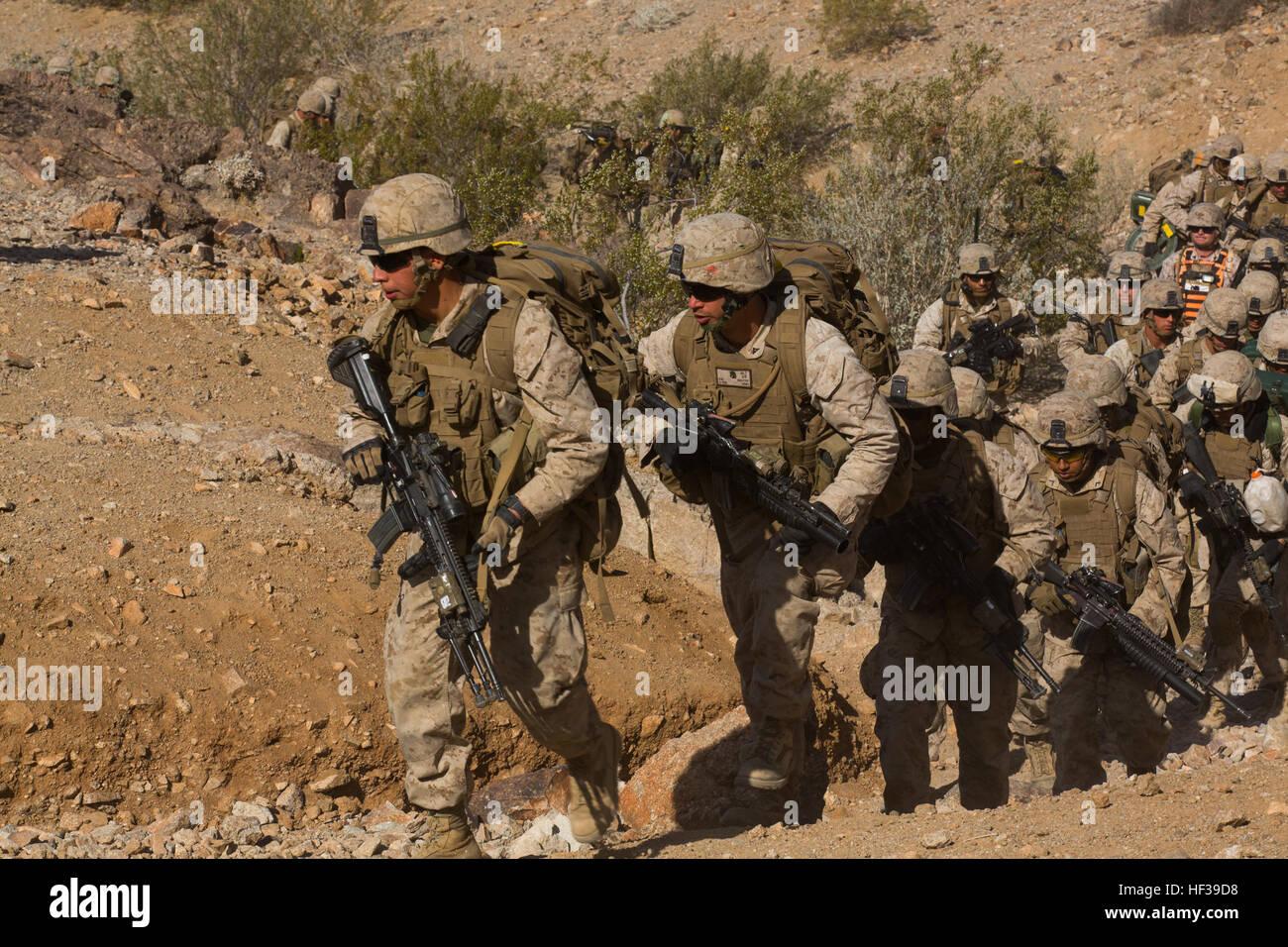 U S Marines With Kilo Company 3rd Battalion 5th Marines Engage