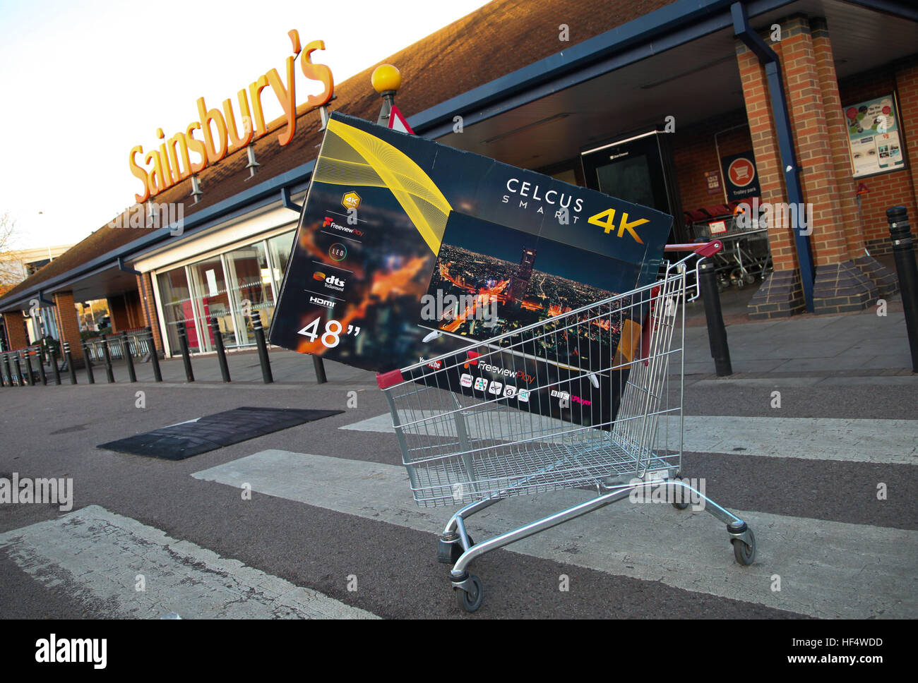Sainsburys Black Friday High Resolution Stock Photography And Images Alamy