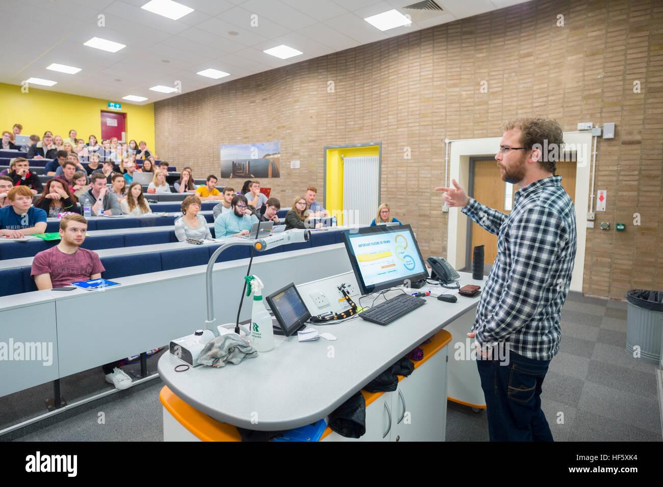 Aberystwyth University Student Room