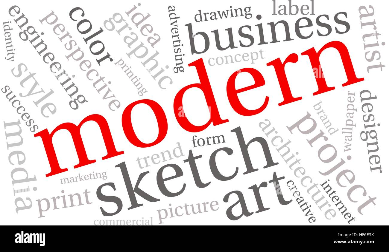 artist word cloud concept cut out stock images pictures alamy