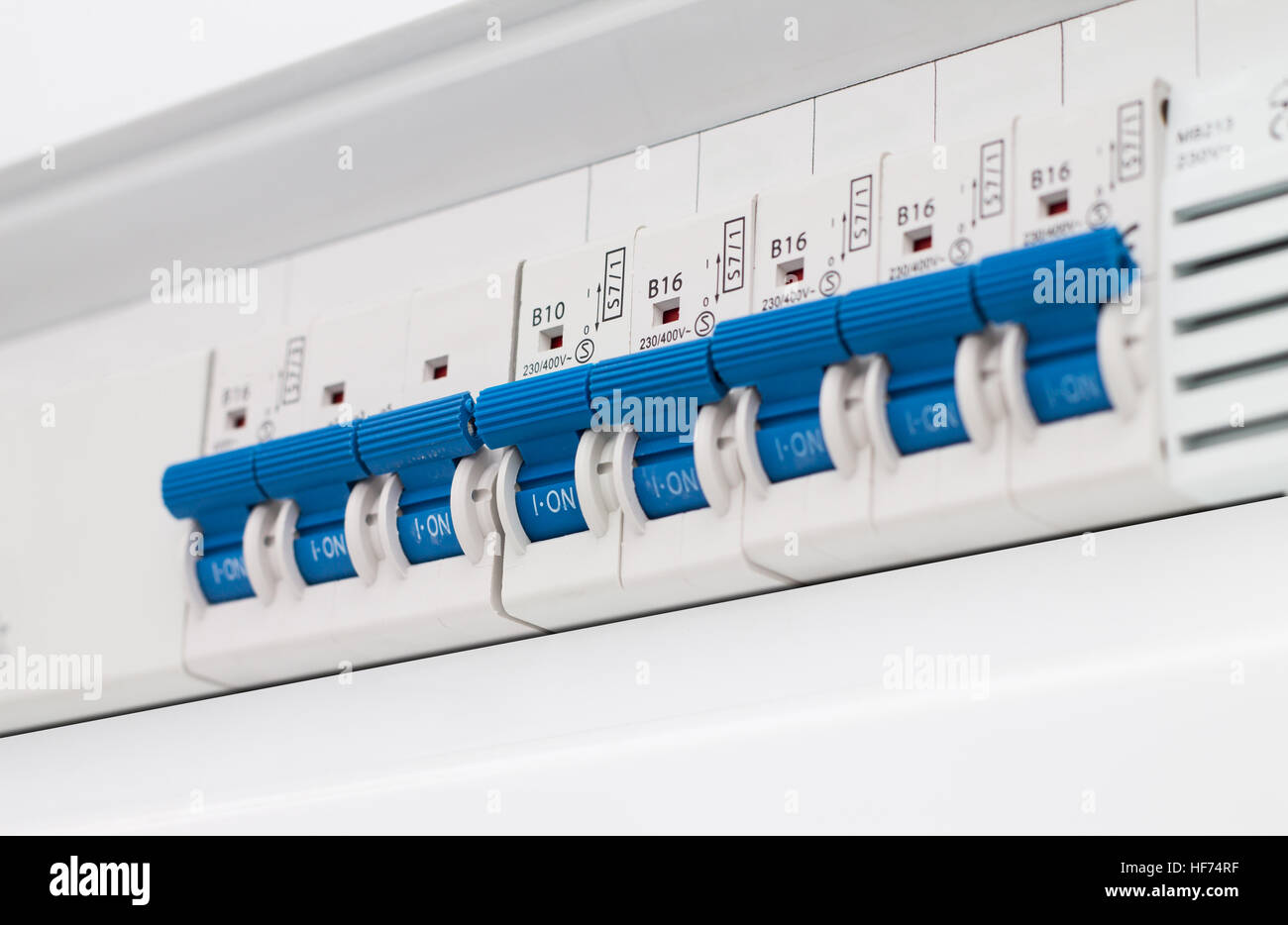 fuse box electric power stock photos fuse box electric power stock rh alamy com