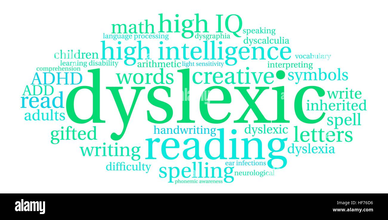 Dysgraphia Stock Photos & Dysgraphia Stock Images - Alamy