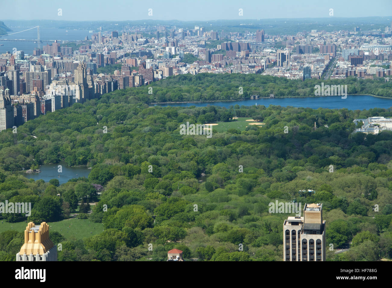 Central Park - Stock Image
