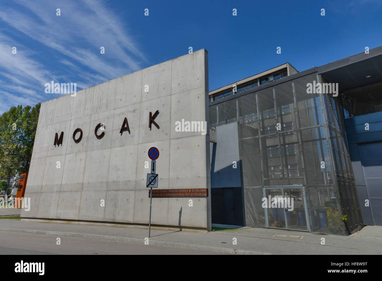 MOCAK, Museum, Lipowa, Krakau, Polen, museum, Cracow, Poland Stock Photo