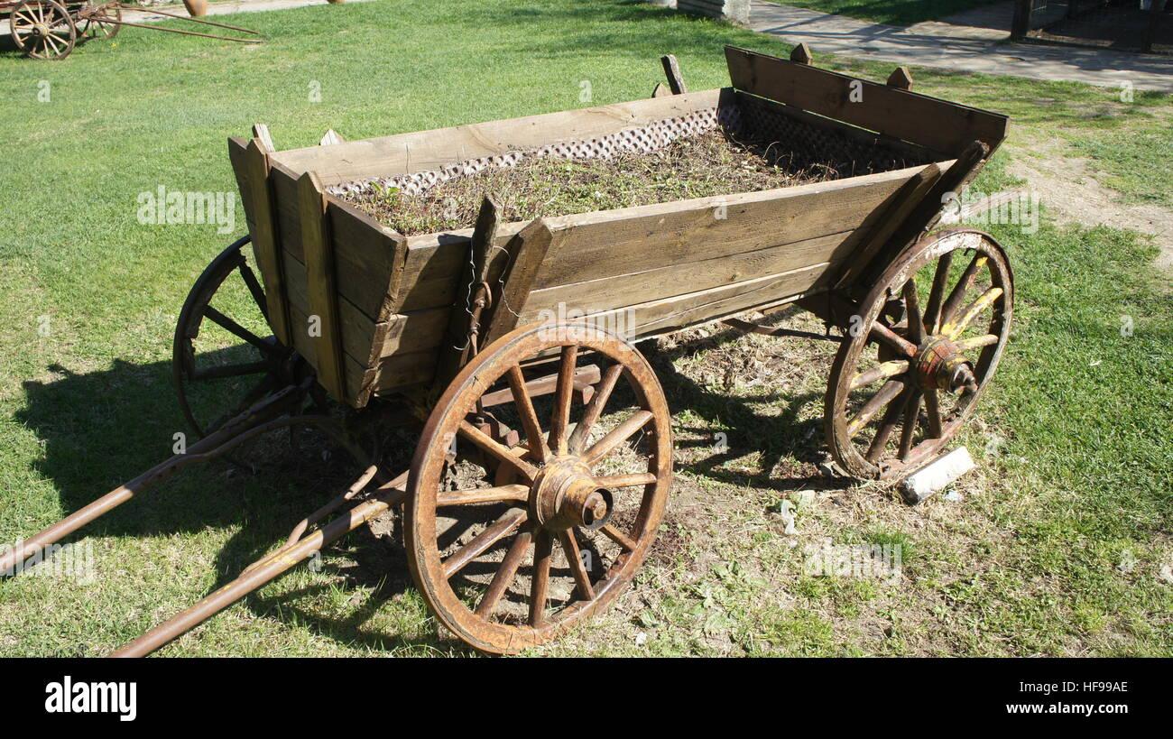Wagon Wood Stock Photos & Wagon Wood Stock Images - Alamy
