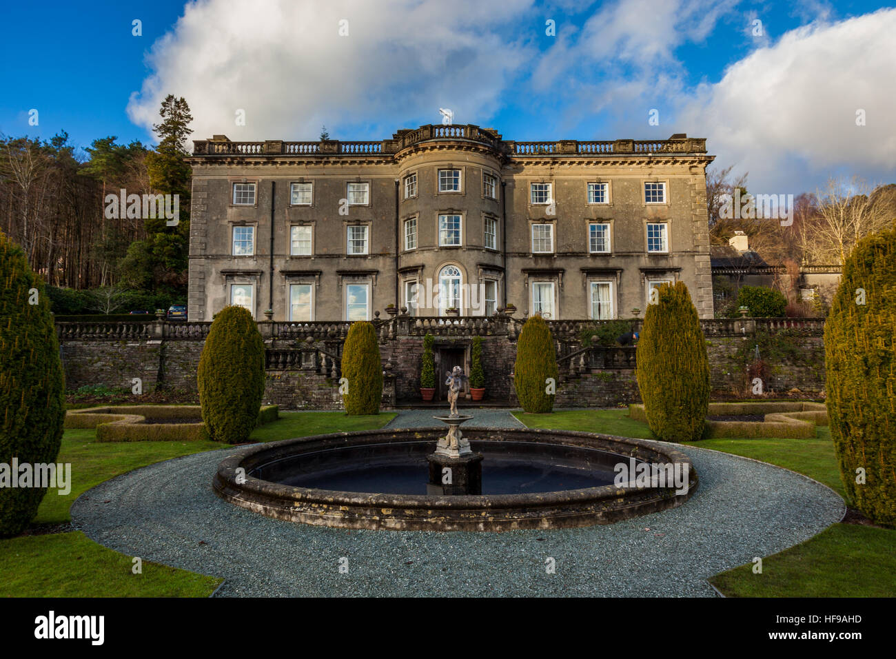 Rydal Hall Stock Photos & Rydal Hall Stock Images - Alamy