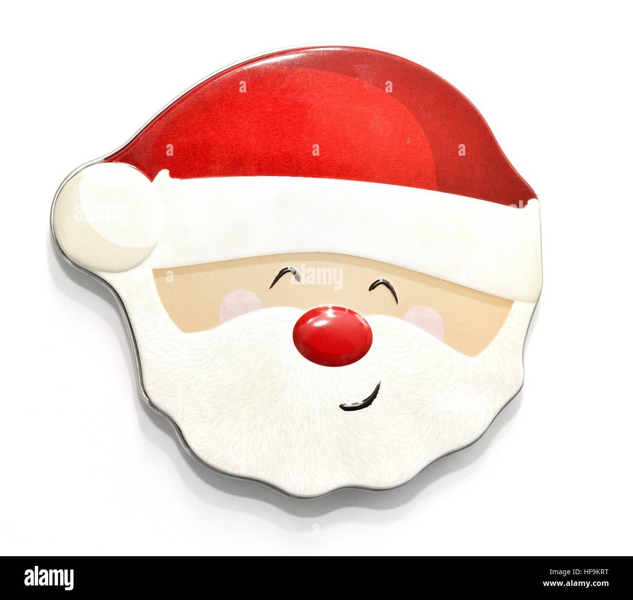 santas face stock photos santas face stock images alamy