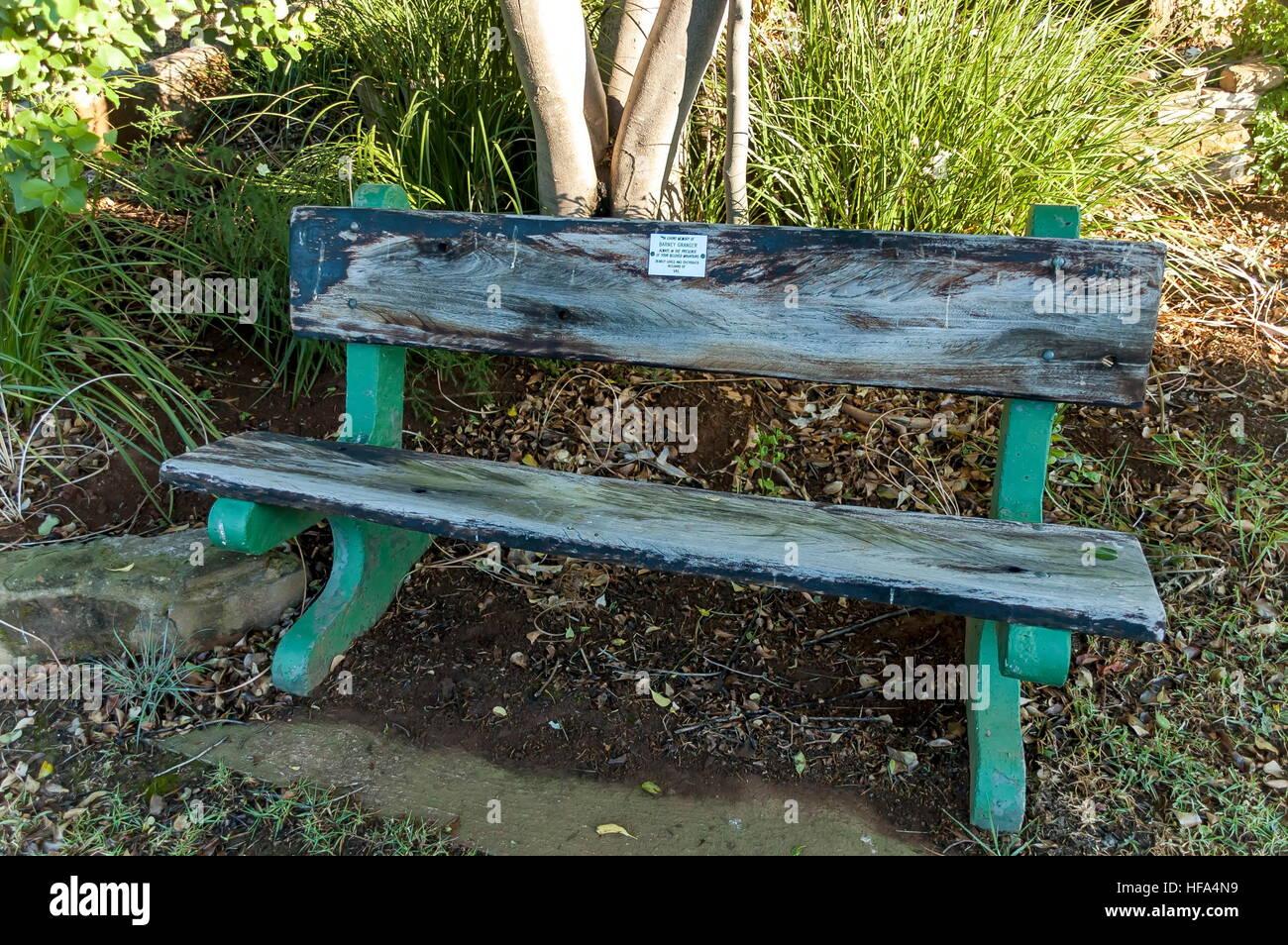 Fabulous Wooden Bench At Rest House By Royal Natal Park Drakensberg Beatyapartments Chair Design Images Beatyapartmentscom